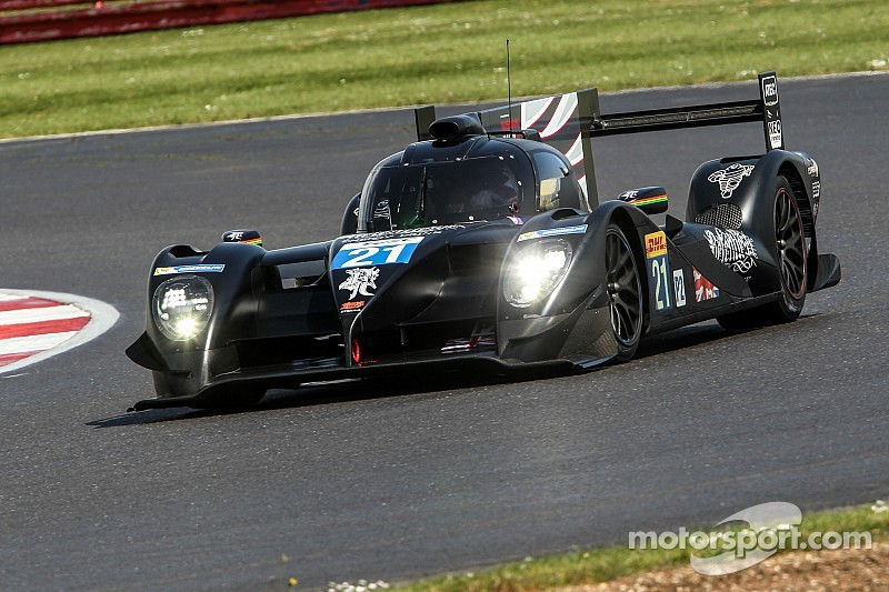 Strakka Racing returns to WEC in Brazil