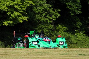 TUSC Qualifying report Ryan Dalziel takes TUDOR Championship Prototype pole on last lap