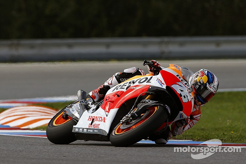 Bridgestone: Pedrosa sets record pace en route to maiden win of the season at Brno