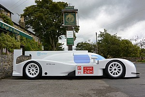 Le Mans Commentary Perrinn Limited open source 'myLMP1' show car unveiled