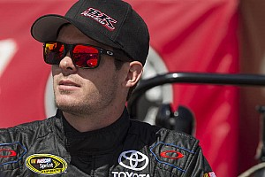 NASCAR Sprint Cup Breaking news Ryan Truex will see a doctor this week in hopes of racing at Bristol