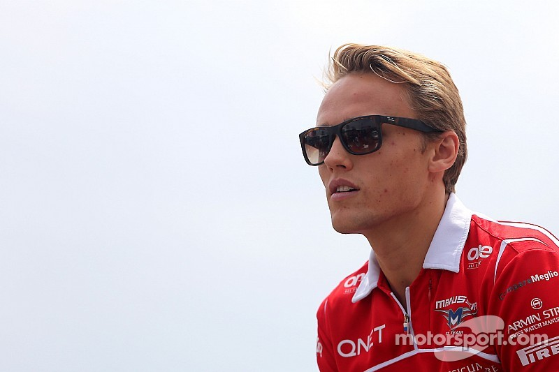 Chilton will race for Marussia this weekend after all