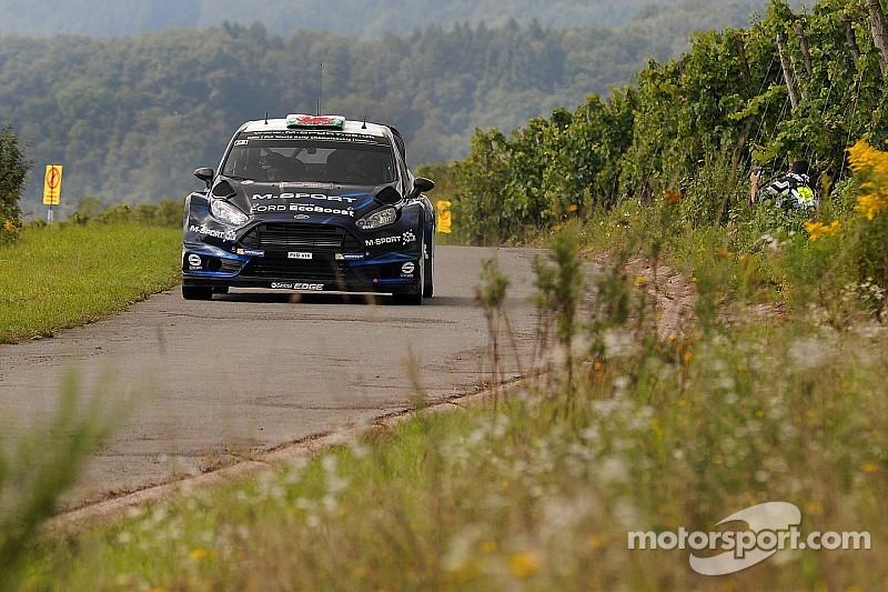 Rallye Deutschland: In-house battle at M-Sport