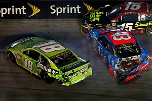 NASCAR Sprint Cup Race report It's Bristol Baby