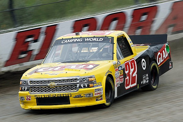 Turner Scott Motorsports will field Nos. 31 and 32 trucks this weekend-- UPDATED