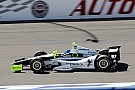 SFHR Collects fourth front row IndyCar start of 2014 in Fontana