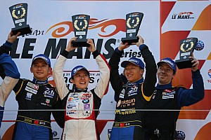 Asian Le Mans Race report 3 Hours of Fuji: OAK Racing made it 2 from 2 in the LM P2 class