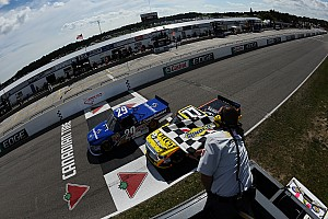 Blaney edges Quiroga in thrilling photo finish at CTMP