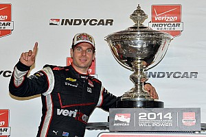 IndyCar Press conference Will Power picks up a $1 million bonus at IndyCar Championship Celebration