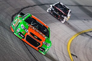 NASCAR Sprint Cup Race report Record-breaking run for Danica at Atlanta