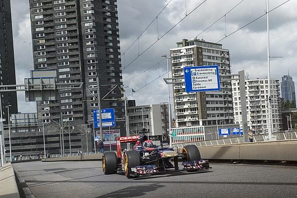 Verstappen admits blame for Rotterdam crash