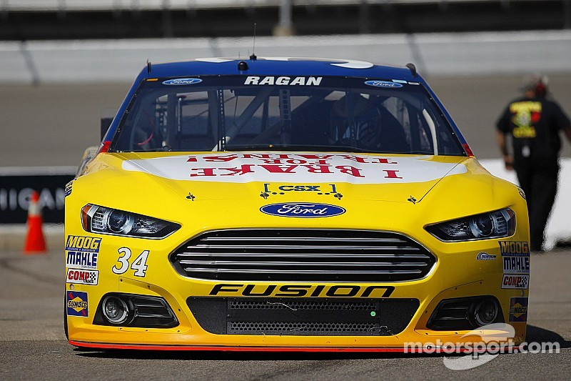 David Ragan: Richmond will be a wild one