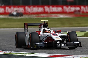 Feature race at Monza: Vandoorne holds on for third win