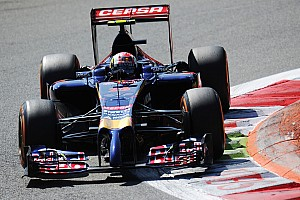 Toro Rosso's  Daniil Kvyat will start the Italian GP from P21 due to a grid penalty