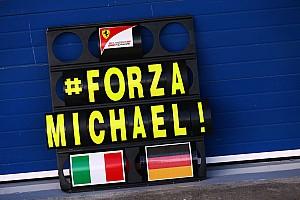 Schumacher returns home - Manager confirms
