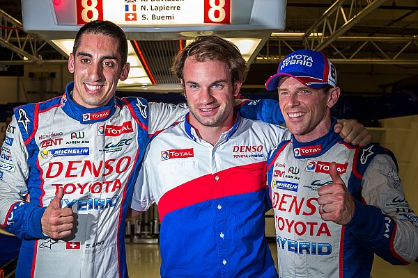 No. 8 Toyota secures pole position for Six Hours of COTA