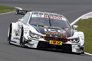 DTM champion Wittmann starts from front row in Zandvoort