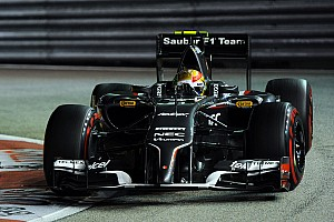 Japanese GP: Next race in Asia for the Sauber F1 Team
