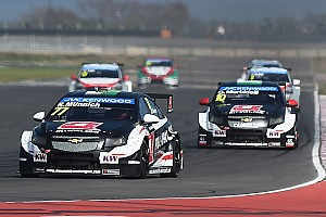 WTCC Preview China comes in a double pack for Muennich Motorsport