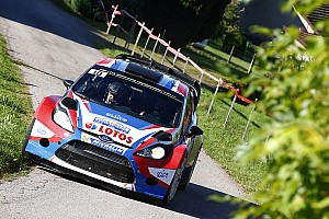 WRC Stage report Solid start for Kubica in France