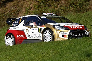 WRC Stage report Meeke and Østberg aim for big points in Alsace