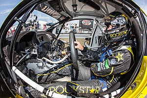 World Rallycross Breaking news Tanner Foust joins Ken Block and pulls out of Turkey RX due to safety concerns