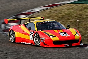 GT Qualifying report GT Asia Series: Championship wide open after more drama in Shanghai