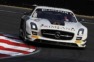 Blancpain Sprint Preview Title contenders will try to close the gap in Zolder