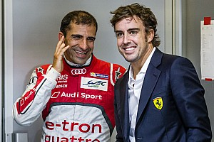 Formula 1 Breaking news Wolff thinks Le Mans sabbatical for Alonso possible