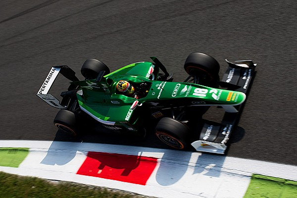 Status Grand Prix takeover Caterham Racing and joins GP2 Series