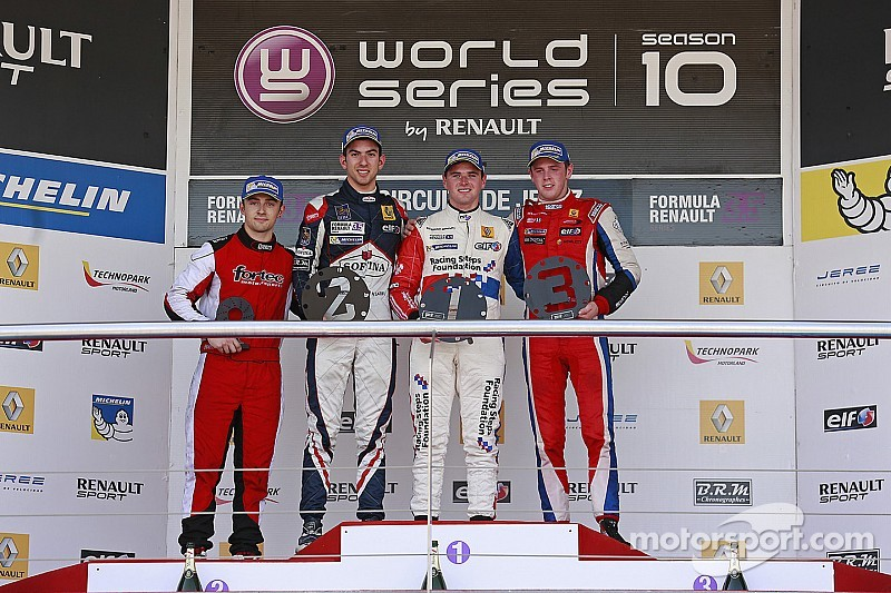 Rowland wins at Jerez, DAMS picks up another title