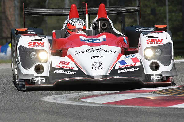 A new ELMS title for the ORECA LM P2 chassis !
