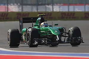 Formula 1 Breaking news Struggling Caterham in race to send cars to Austin
