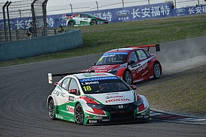 WTCC Preview Honda WTCC teams ready for Suzuka