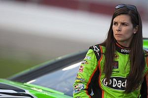 NASCAR Sprint Cup Analysis Danica Patrick is