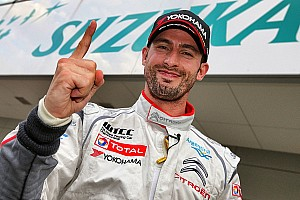 WTCC Qualifying report López claims last-gasp pole at Suzuka by narrow margin