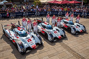 Audi denies F1 rumors, says they are 'committed' to WEC