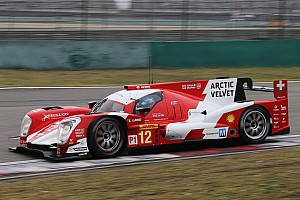 1-2  LMP1-L back to back win for Rebellion Racing  at Shanghai