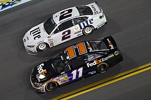 Hamlin offers Keselowski advice: