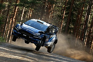 WRC Breaking news Mikko Hirvonen announces retirement