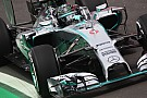 Rosberg continues to set the pace at Interlagos