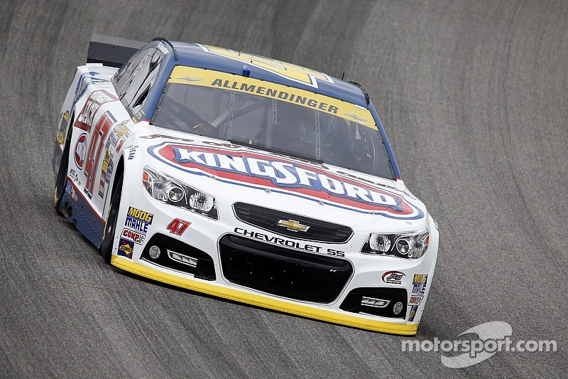 Crew chief Brian Burns to remain with JTG Daugherty Racing