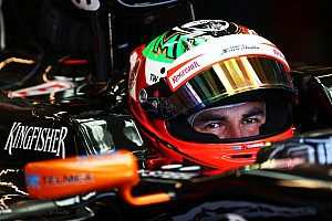 Sergio Perez TW Steel exclusive Q&A: