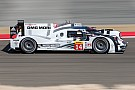 Porsche 919 Hybrids finish second and third on podium for the first time