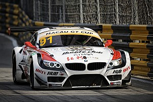 Macau GT Cup: fifth and seventh for BMW DTM drivers Augusto Farfus and Marco Wittmann