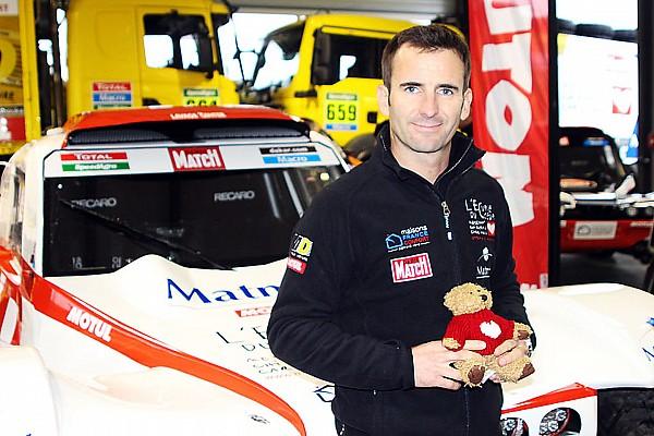 Romain Dumas to tackle the Dakar in January