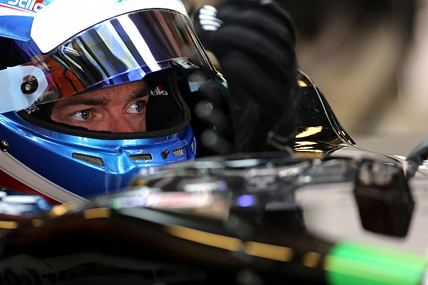 Palmer eyes Force India reserve role