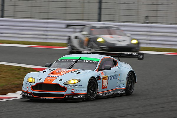 Aston Martin Racing ready for FIA WEC finale in Brazil