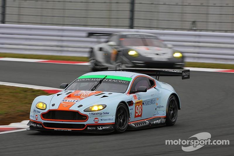 Aston Martin Racing ready for FIA WEC finale in Brazil