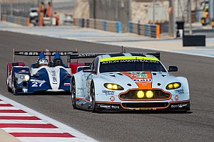 WEC Breaking news Aston Martin tries solar technology in Sao Paulo